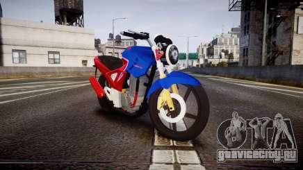 Honda Twister 2014 для GTA 4