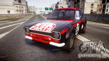 Ford Escort RS1600 PJ62 для GTA 4