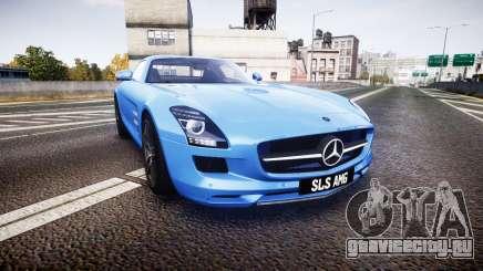 Mersedes-Benz SLS AMG 2010 для GTA 4