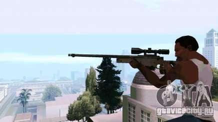 AWP L96 для GTA San Andreas