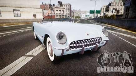 Chevrolet Corvette C1 1953 stock для GTA 4