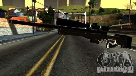 New Sniper Rifle для GTA San Andreas