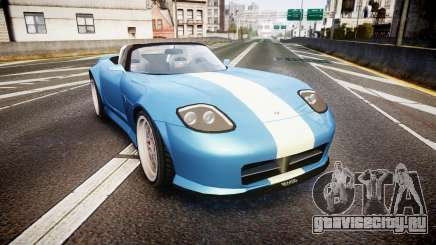 Bravado Banshee Viper для GTA 4
