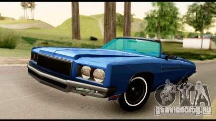 Chevy Caprice 1975 Beta v3 для GTA San Andreas