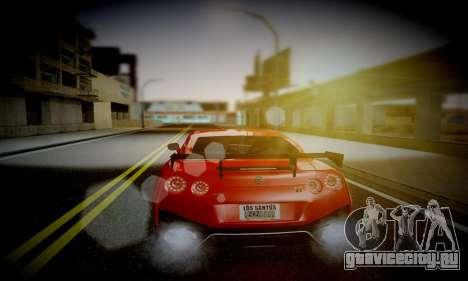 Blacks Med ENB для GTA San Andreas