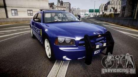 Dodge Charger 2010 Police [ELS] для GTA 4