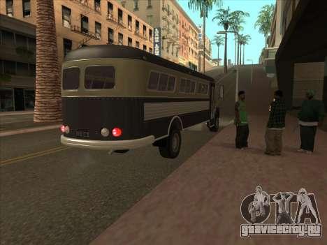 Bus из GTA 3 для GTA San Andreas вид сбоку