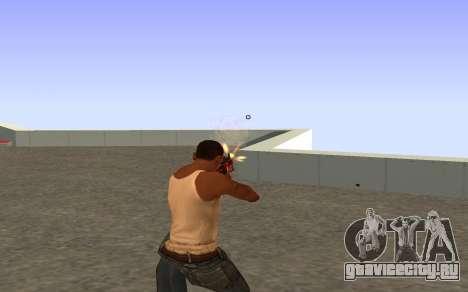 M4A4 Вой CS:GO для GTA San Andreas четвёртый скриншот