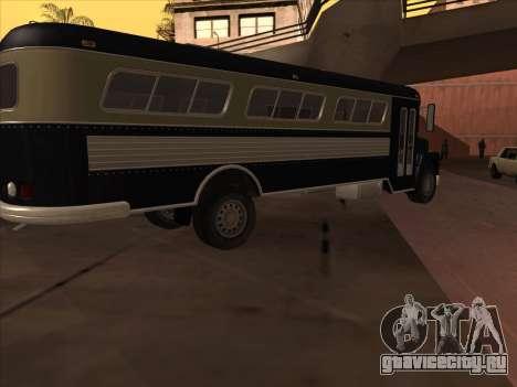 Bus из GTA 3 для GTA San Andreas вид сзади слева