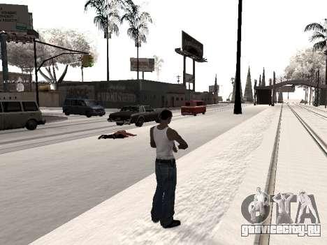 Colormod v5 для GTA San Andreas