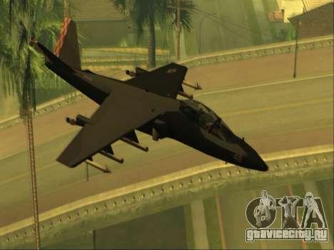 McDonnell Douglas AV-8B Harrier II Beta для GTA San Andreas