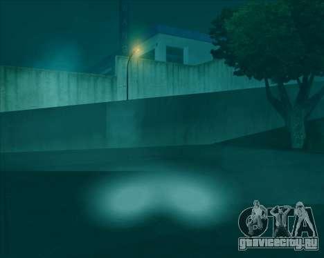 Real ENB Series для GTA San Andreas пятый скриншот