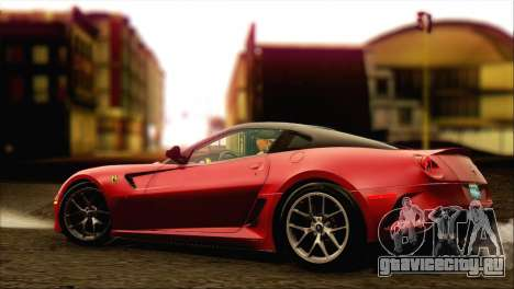 Reflective ENB Series для GTA San Andreas