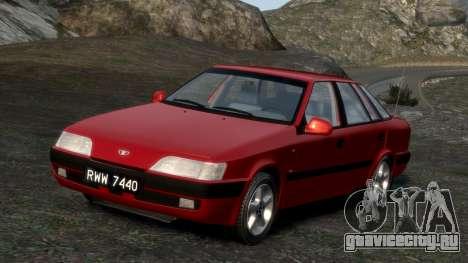Daewoo Espero 2.0 CD 1996 для GTA 4