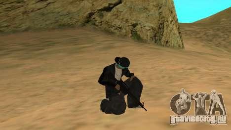 Standard HD Weapon Pack для GTA San Andreas третий скриншот
