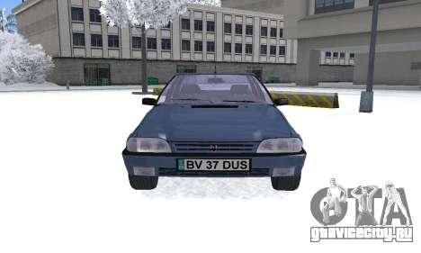 Dacia Super Nova для GTA San Andreas вид справа