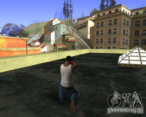 Skins Weapon pack CS:GO для GTA San Andreas восьмой скриншот