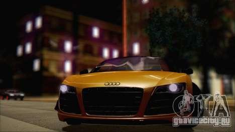 Reflective ENB Series для GTA San Andreas пятый скриншот