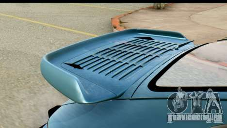Porsche 911 Turbo 3.3L 1981 Tunable для GTA San Andreas
