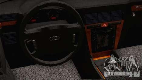 Audi A8 2000 для GTA San Andreas вид справа