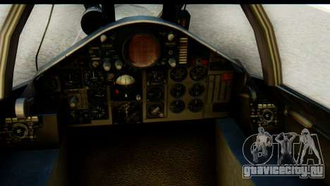 F-4EJ Mitsubishi Heavy Industries для GTA San Andreas