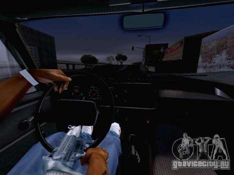 АЗЛК 2140 для GTA San Andreas вид справа