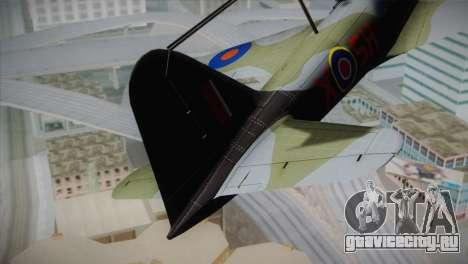 ИЛ-10 Royal Air Force для GTA San Andreas