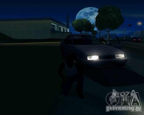 Real ENB Series для GTA San Andreas восьмой скриншот