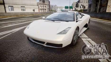 Pegassi Infernus для GTA 4