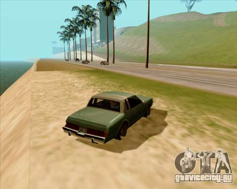 Real ENB Series для GTA San Andreas второй скриншот