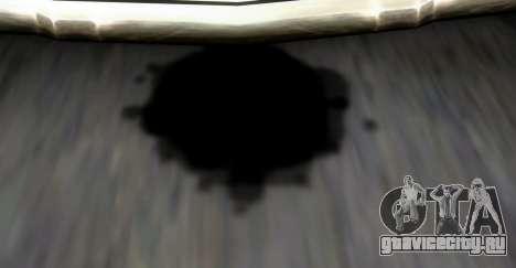 Утечка масла для GTA San Andreas второй скриншот