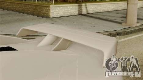 GTA 5 Coil Voltic v2 IVF для GTA San Andreas вид справа