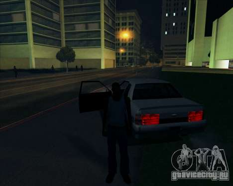 Real ENB Series для GTA San Andreas седьмой скриншот
