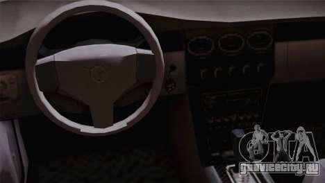MP3 Fathom Lemanja LX IVF для GTA San Andreas вид справа