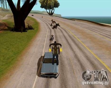 Real ENB Series для GTA San Andreas третий скриншот