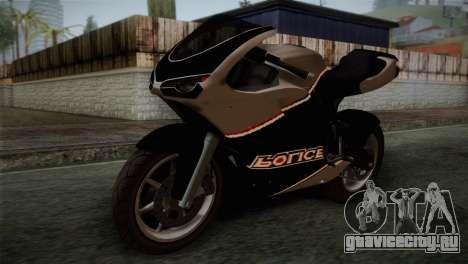 GTA 5 Bati Police для GTA San Andreas