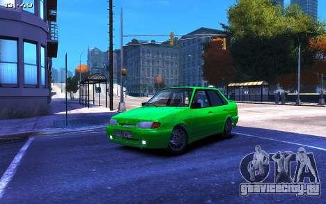 Lada 2115 для GTA 4