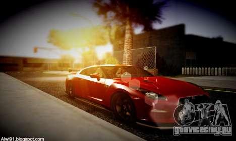 Blacks Med ENB для GTA San Andreas седьмой скриншот