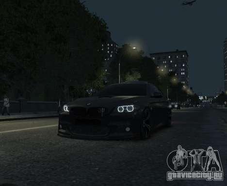 BMW M5 F10 2014 для GTA 4