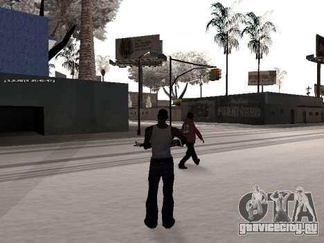 Colormod v5 для GTA San Andreas третий скриншот