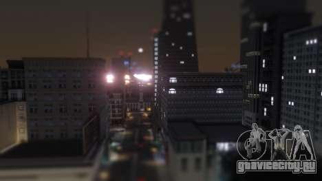Watch Dogs ENB для GTA San Andreas третий скриншот