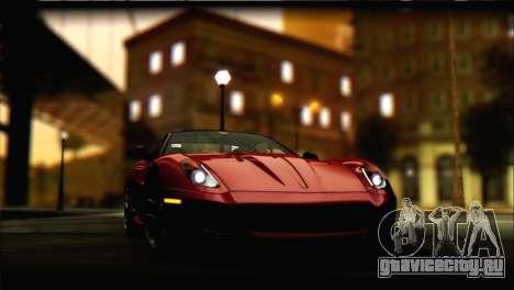 Reflective ENB Series для GTA San Andreas второй скриншот