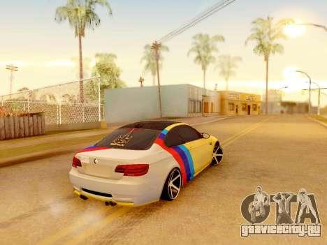 Реальное управление из GTA 4 для GTA San Andreas третий скриншот