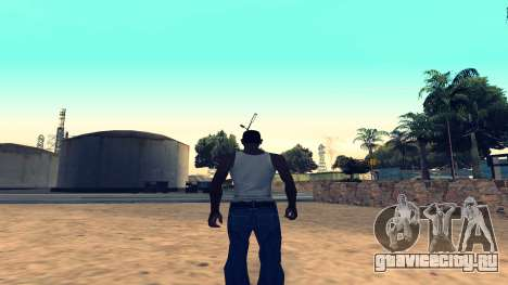 Color Mod by Roller v2.0 для GTA San Andreas второй скриншот