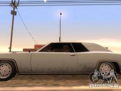 SilentPatch 1.1 для GTA San Andreas третий скриншот