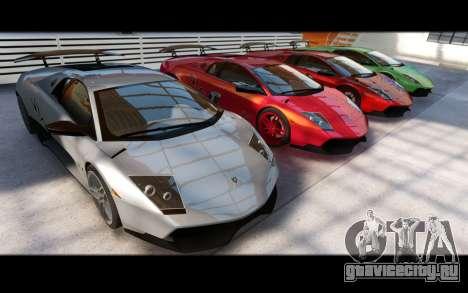 Forza Motorsport 5 Garage для GTA 4 девятый скриншот