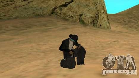 Standard HD Weapon Pack для GTA San Andreas второй скриншот