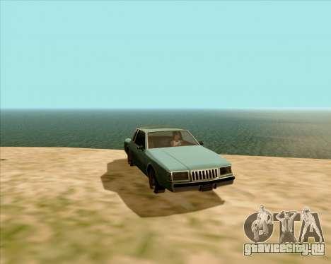 Real ENB Series для GTA San Andreas