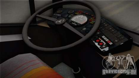 Mercedes-Benz o402 для GTA San Andreas вид справа