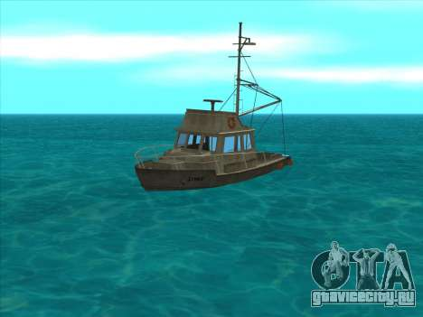 Reefer из GTA 3 для GTA San Andreas